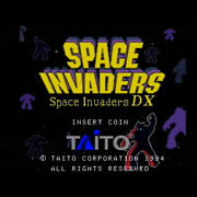 Taito Space Invaders Dx 1994 Motherboard Single Board Shooting Game Used Japan