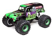 Losi Grave Digger Lmt 4wd Solid Axle Monster Truck Rtr Los04021t1