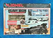 Lionel 6-11800 Toys And039r Us 027 Gauge Heavy Iron Thunder Freight Train Set