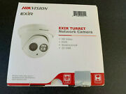 Hikvision Ds2cd2342wdi4mm Turret Dome, 4mp-20fps/1080p, H264, 4mm - Unused