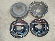 Ford 9 Complete Drum Brake Kit 11 New 5 On 4 3/4 Chevy Bolt Pattern Big Bear