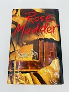 Stephen King 1995 Rose Madder First Edition Hardback Book 1st Print Stand Misery