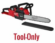 Milwaukee M18 Fuel 16 Inch Brushless Chainsaw Tool-only 2727-20