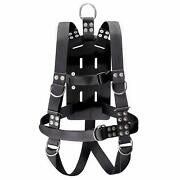 Ist Hhbp-iii Heavy Duty Commercial Diving Bell Harness Backplate System
