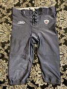Seattle Seahawks Official Team-issued Home Pants 2002-11 Uniform Size 42
