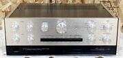 Accuphase C-200 Stereo Control Center Preamplifier Used Japan Kensonic Phono