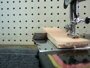 Industrial Strength Sewing Machine Heavy Duty Leather Canvas Upholstery Etc...