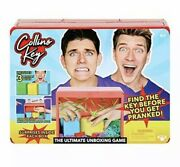 🔥collins Key The Ultimate Unboxing Game Mystery Game Brand New