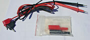 Simpson Electric 00125 Test Leads48 In. L1000vacred/black W/00425 Clips.