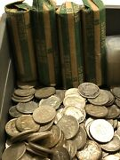 Lot Of 200 Roosevelt Silver Dimes. 4 Full Rolls Higher Grade Silver Coins 90