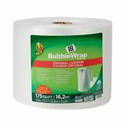 Duck Brand Bubble Wrap Roll, Original Bubble Cushioning, 12 X 175', Perforated
