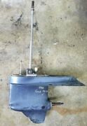 1988 Force 85 Hp Gearcase Lower Unit Complete 819196a3 Fc663054