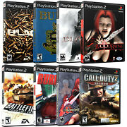 Replacement Playstation 2 Ps2 B-c Cover Art And Case No Disc Buy More Save More
