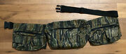 Vintage Tiger Stripe Camo Fanny Utility Pack Special Forced Military Rare 90s
