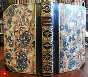 England Delineated 1804 Illustrated 147 Engraved Views Lovely Leather Book