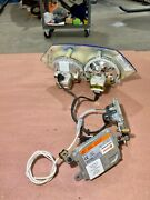 Robinson Helicopter R44 Complete Hid Landing Light System