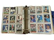 Tops Baseball Cards 70s Through 90s Approx 1700+-
