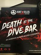 Hunt A Killer Murder Mystery Board Game - Death At The Dive Bar