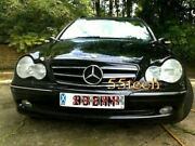 Mercedes W203 Grill C230 C320 C240 Grille Bk 3 Fin 2001 2003 2002 2004 Best Sell