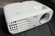 4k Viewsonic Home Theater Projector. Amazing Clarity/brightness. Lightly Used.
