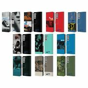 Official Blue Note Records Albums Leather Book Case For Samsung Phones 4