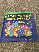 No More Monsters Under Your Bed By Chouteau Jordan Hardcover Like New