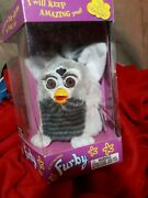 1998 Racoon Furby Released 2000 New And Never Out Of Box Looking For A New Home