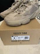 Adidas Yeezy 500 Taupe Light Gx3605 Mens Size 9 In Hand