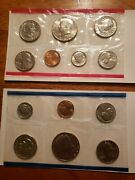 1981 Mint Set Of Uncirculated Us Coins 13 Coins