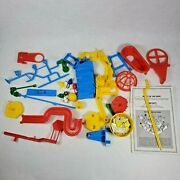 Mouse Trap Board Game 1986 Replacement Parts Only Milton Bradley