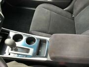 13 14 Nissan Altima Console Front Floor 4 Dr Sdn At Cloth 2878557