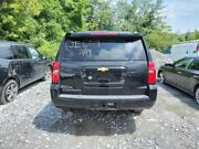 Trunk/hatch/tailgate Privacy Tint Glass Fits 15-17 Suburban 1500 Black 2901094