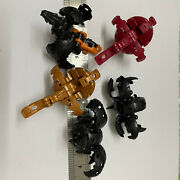 Bakugan Prototype Armored Alliance Collectible Figure Rare Choose Yours