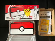 New Nintendo 2ds Xl/ll Pokeball Edition Loaded Over 500 Games. Pokemon Ultra