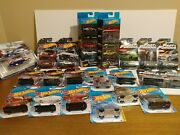 Hot Wheels Fast And Furious 31 Cars 4 Sets + Summit Race Team Hauler + Charger