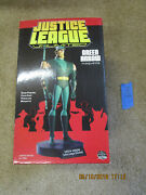 Dc Direct Lot Justice League Unlimited Green Arrow Maquette Statue Still Sealed