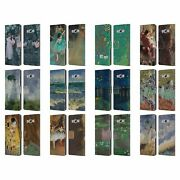 Masters Collection Paintings 2 Leather Book Case For Samsung Phones 3