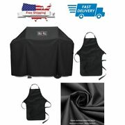 Grill Cover For Weber Spirit Ii 300, Spirit 200 Series, Apron Gas Grill, Control