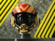 Apex Legends Valkyrie Helmet For Airsoft And Cosplay