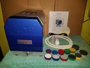 Rti Elm Eco Smart Disc Repair Machine For Cd Dvd Game Cube And Blu-ray Discs Lot
