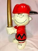 Vintage United Feature Syndicate Charlie Brown Hallmark Candles