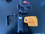 Pacific Laser Systems Pls 5 Laser Level Plumb Square, With Soft Case Only