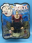 Mezco - Popeye Series 3 - Alice The Goon With Swee' Pea Action Figure 2004