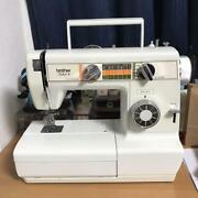 Brother Vintage Sewing Machine Zz3-b556 Unused Accessories Available From Japan