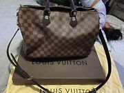 Authentic Louis Vuittons Handbags Speedy 35preowned 💯 Authentic See Picture