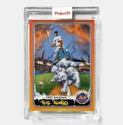 Topps Project 70 Card 415 - Pete Alonso By Ces - Presale