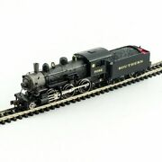 Model Power 876101 N Scale Southern Railway 2-6-0 Mogul Dcc And Sound