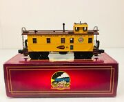 Mth 20-91015 Duluth Missabe And Iron Range Steel Caboose W/cupola O Scale 3 Rail