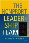 The Nonprofit Leadership Team Building The Board-executive Director...