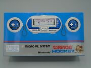 Nintendo Game And Watch Donkey Kong Hockey New Old Stock 1984